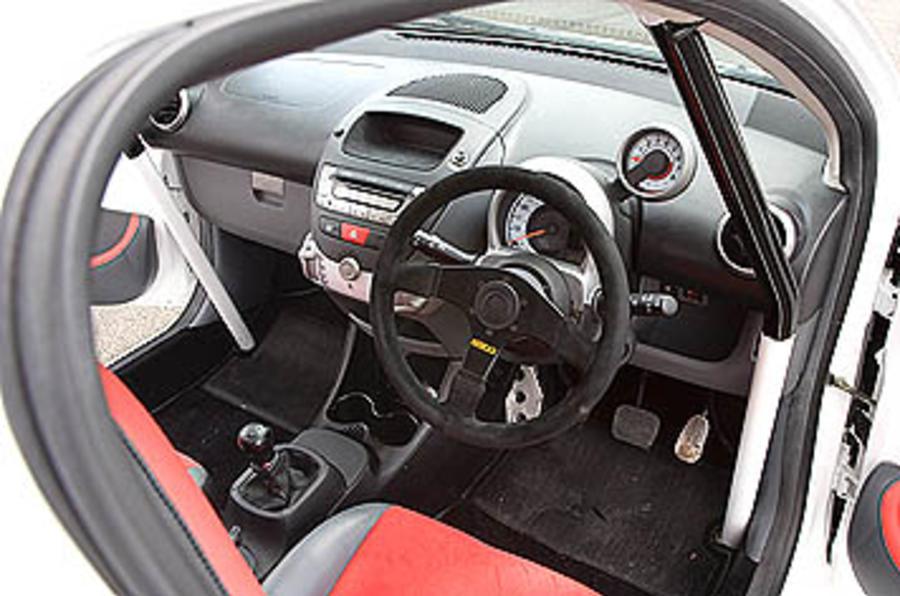 Toyota Aygo Crazy