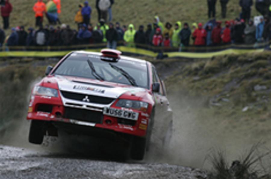Rally GB to go ahead