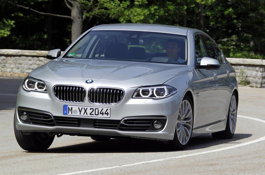 BMW 530d Luxury