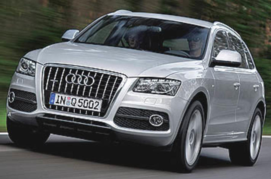 audi q5 3 0 tdi review autocar. Black Bedroom Furniture Sets. Home Design Ideas