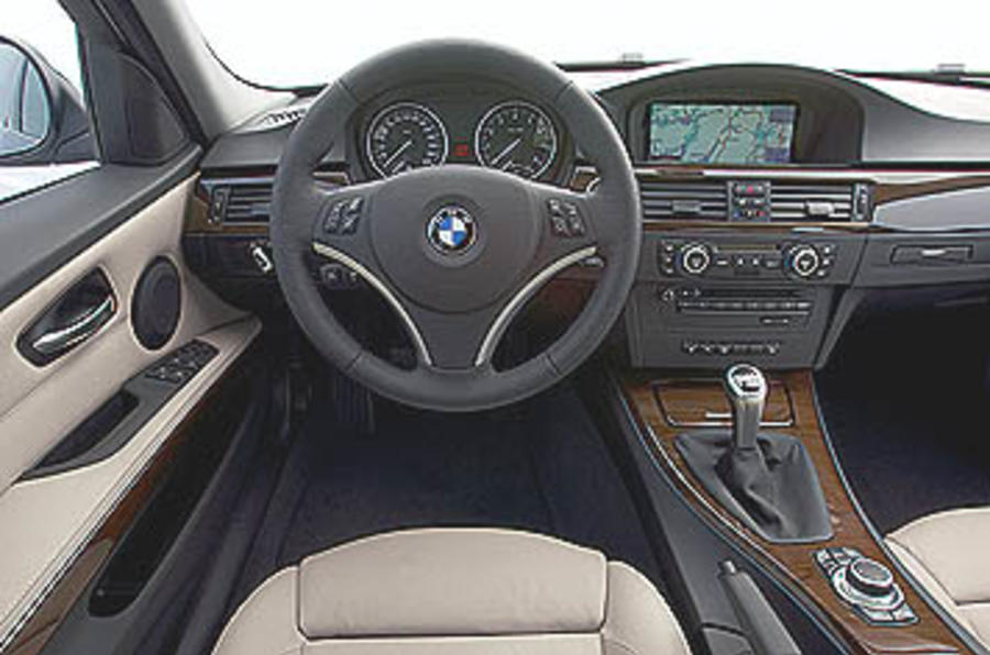 Bmw 330d Se Saloon Review Autocar