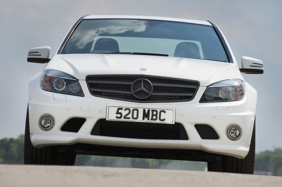 Mercedes-AMG C 63 DR520 front end