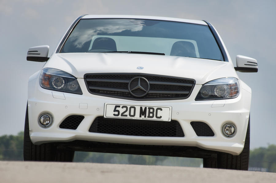 Mercedes C63 AMG DR520
