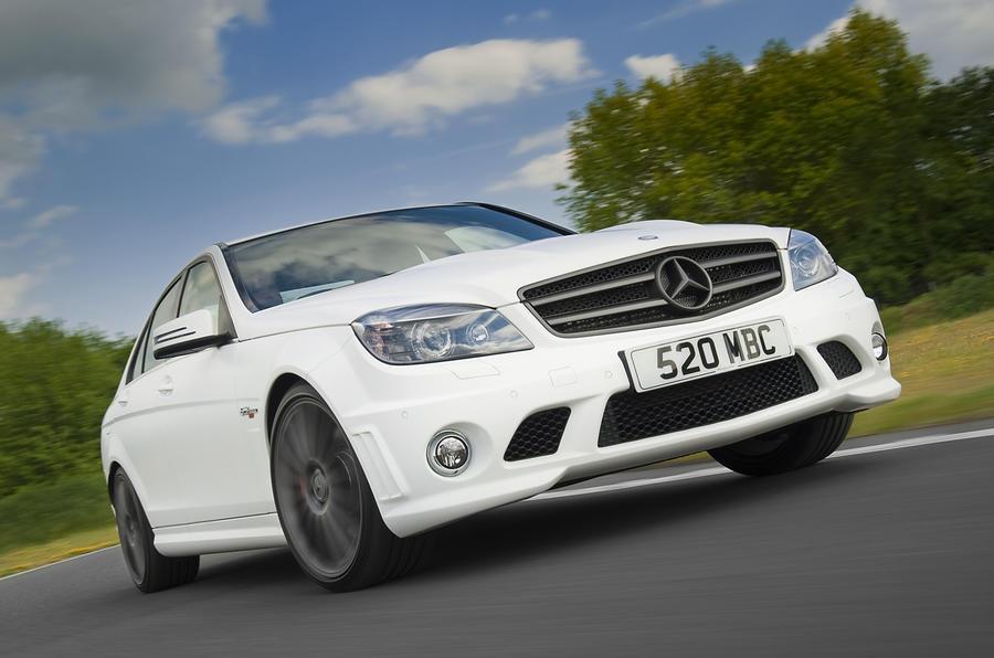£62,430 Mercedes-AMG C 63 DR520