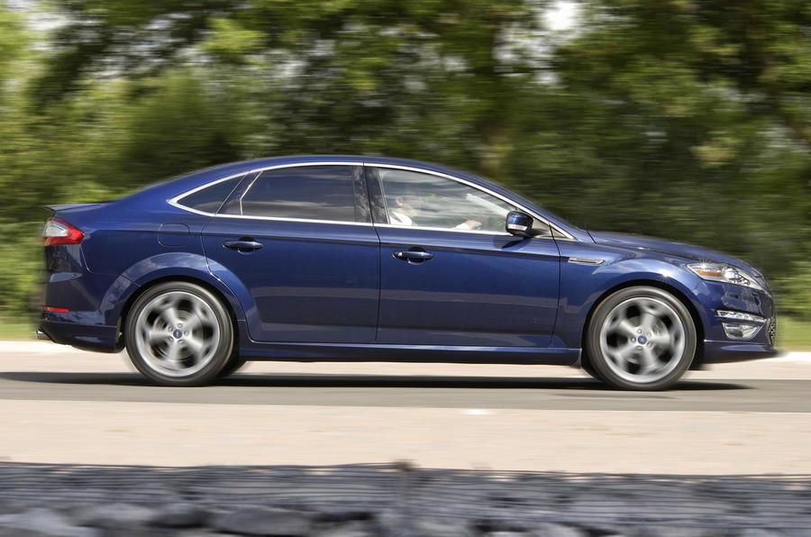 Ford Mondeo Titanium X Sport Review Autocar