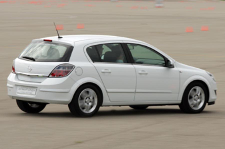 Vauxhall Astra 1.4 PFi