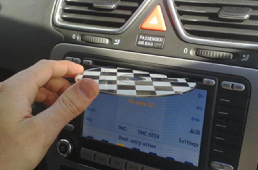 Car radio to go digital