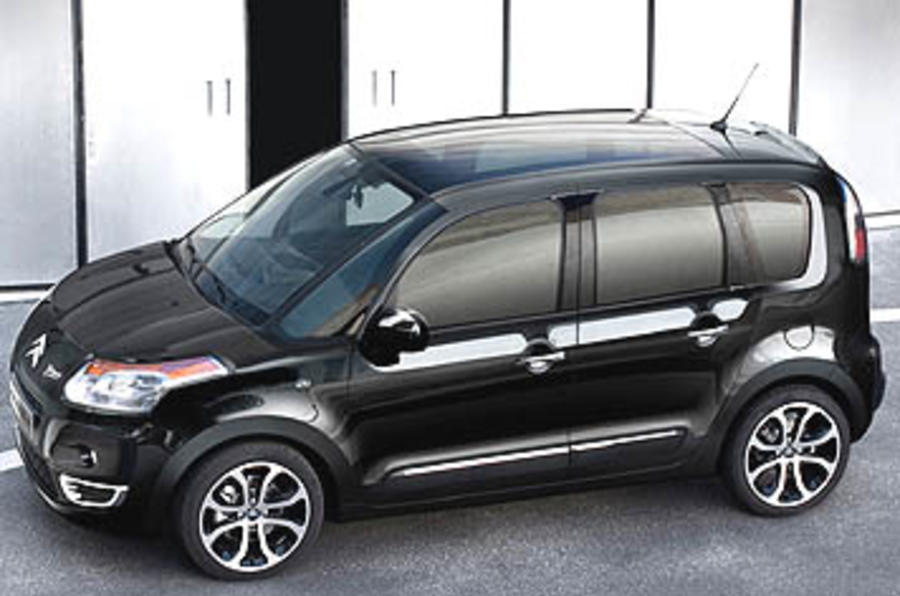 citroen c3 picasso 1 4 vti vt review autocar. Black Bedroom Furniture Sets. Home Design Ideas
