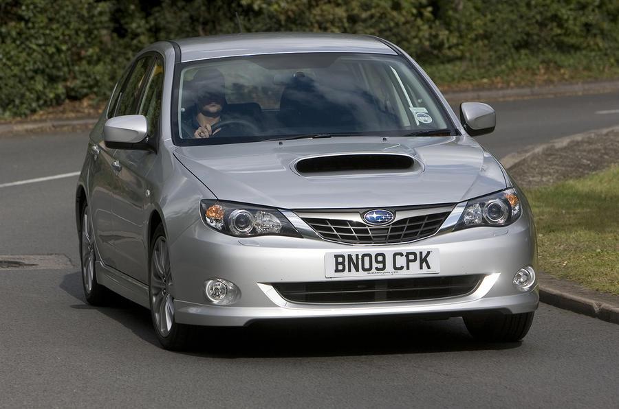 Subaru Impreza 2.0D RX