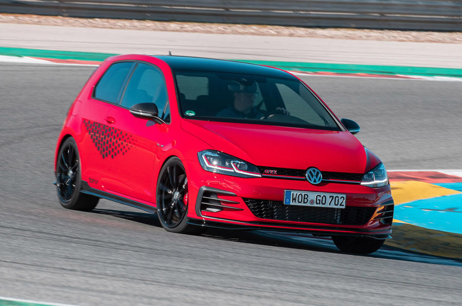 Volkswagen Golf Gti Tcr Review 2020 Autocar