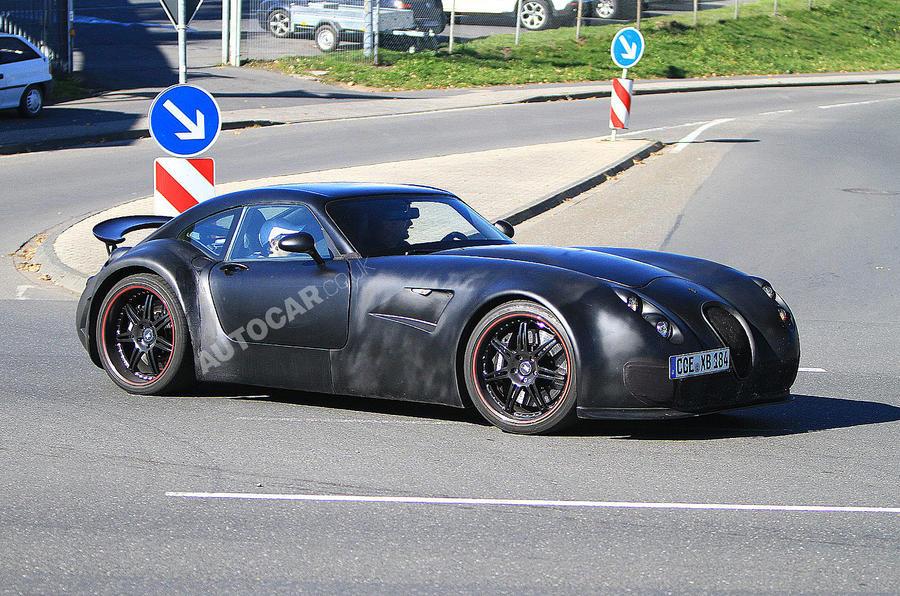 BMW M power for Wiesmann