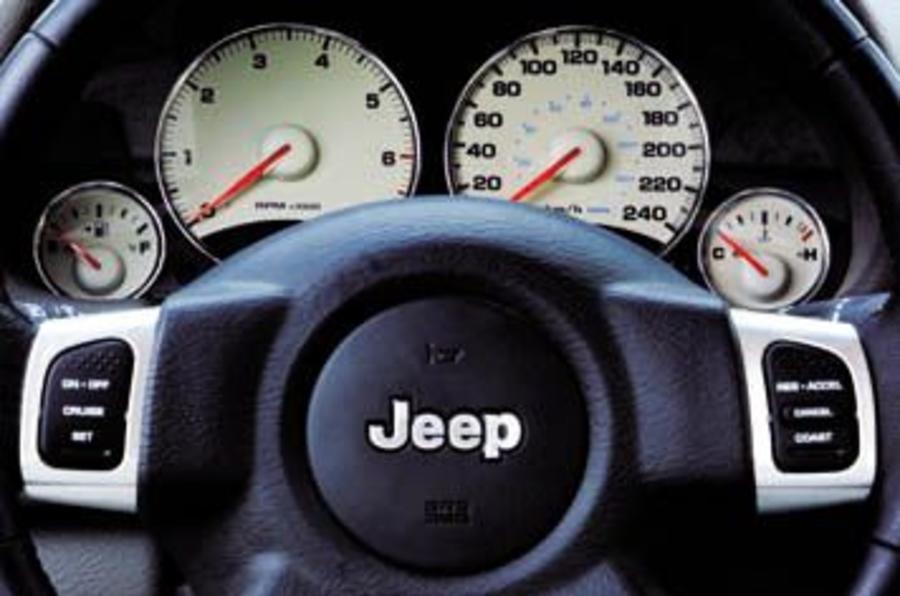 Jeep Cherokee 2.8 CRD