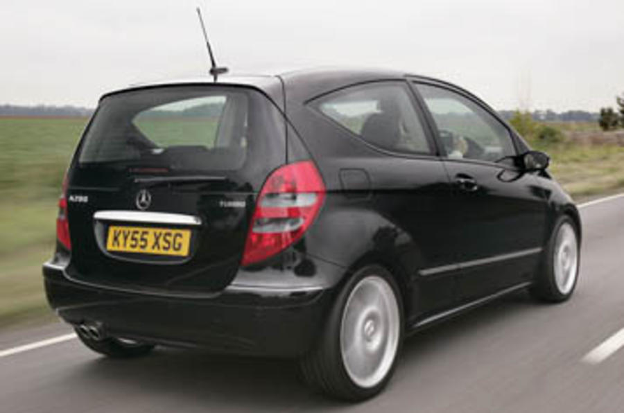 Mercedes A200 Turbo