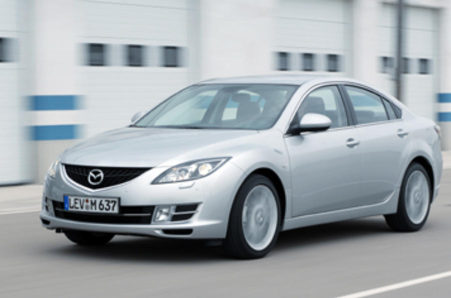 Mazda 6 1.8 TS ...