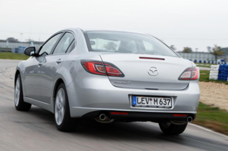 Mazda 6 1.8 TS