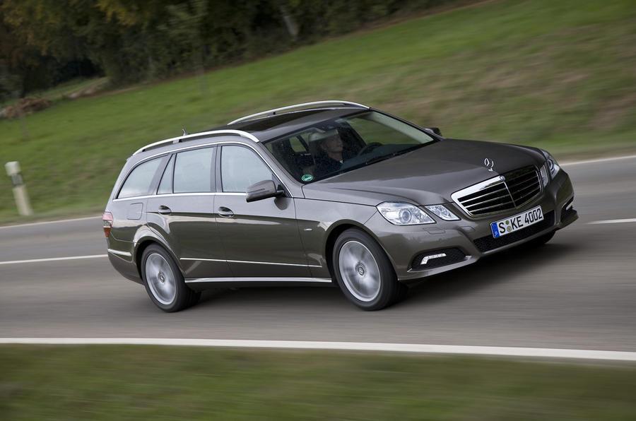 Mercedes-Benz E250 CDI Estate