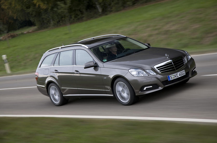 Mercedes E250 CDI Estate