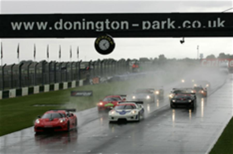 Donington 'in breach of contract'