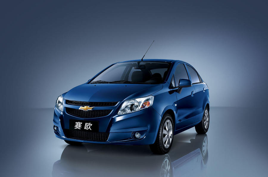 Chevy's international sales boost