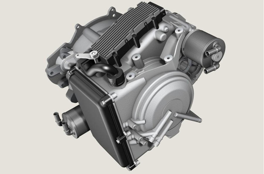 ZF shows nine-speed auto'