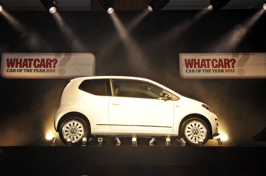 Volkswagen Up: car of the year