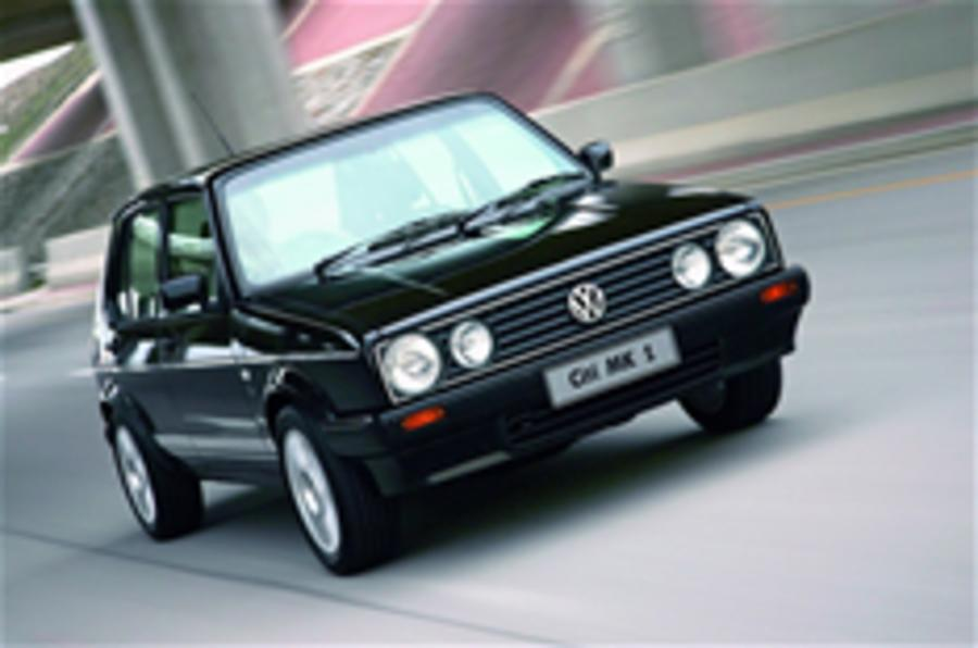 Final VW Golf Mk1s to be built