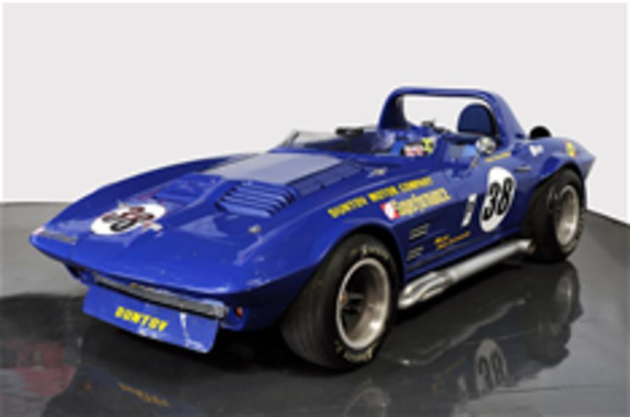 Modern Corvette Grand Sport