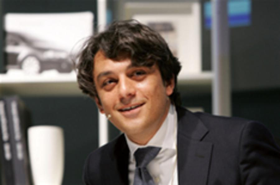 Alfa Romeo gets new CEO