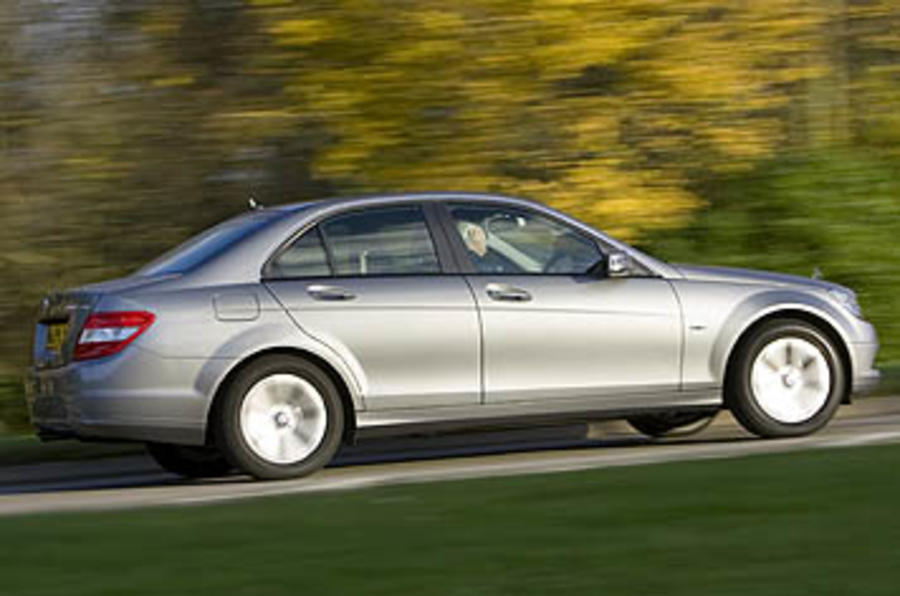 Mercedes C180K BlueEfficiency