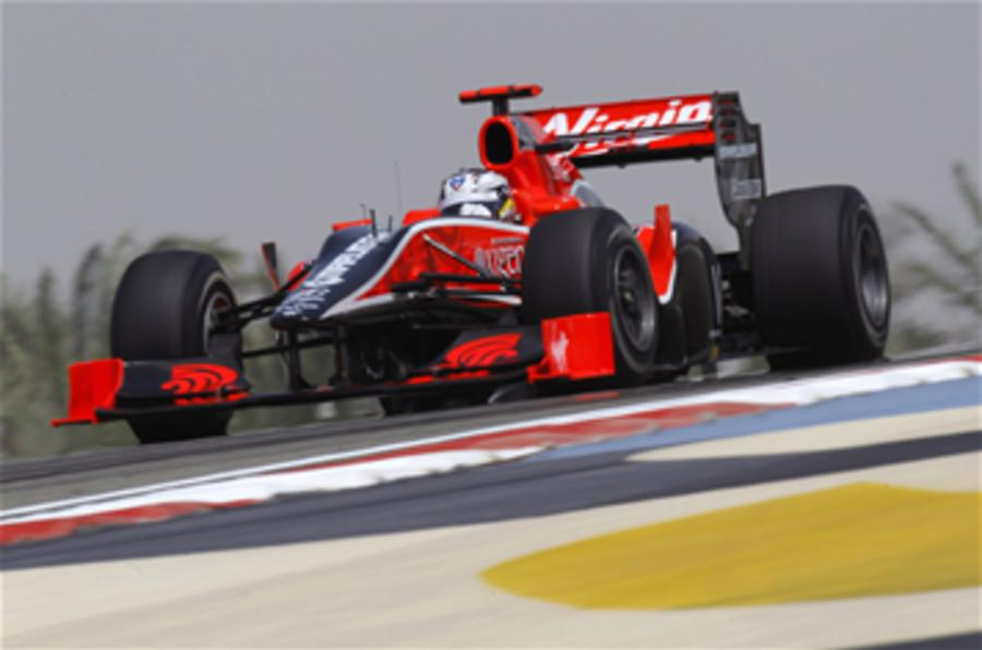 Virgin F1 designer to pay for car