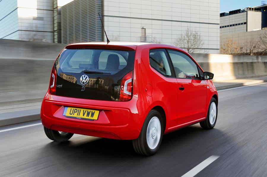 Volkswagen Up 1.0 60 Take Up