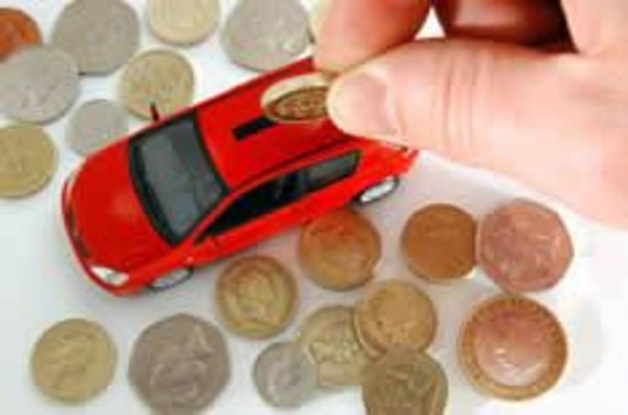 £456m wasted on 'wrong cars'