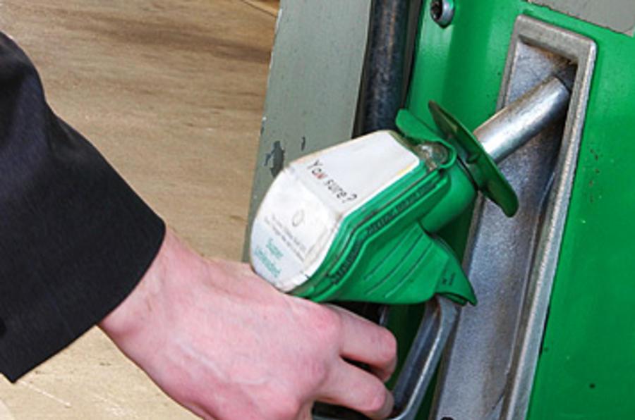 Diesel sales overtake petrol