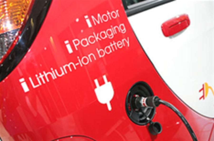 Electric cars 'get quicker tech'