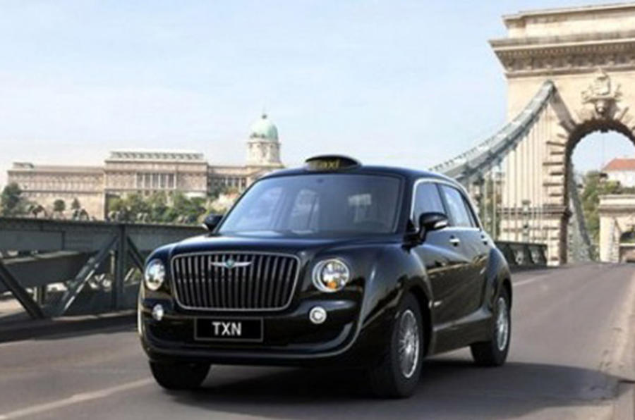 Cabs In Austin >> Geely makes a London taxi | Autocar