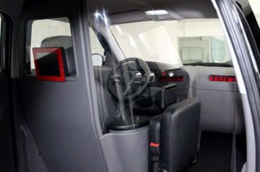 Geely Makes A London Taxi Autocar