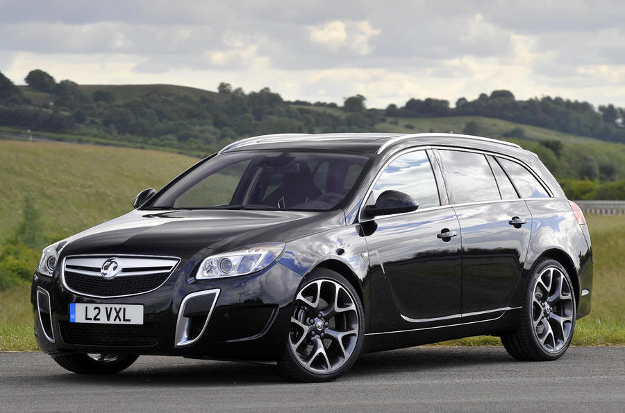 £36,230 Vauxhall Insignia VXR Sports Tourer