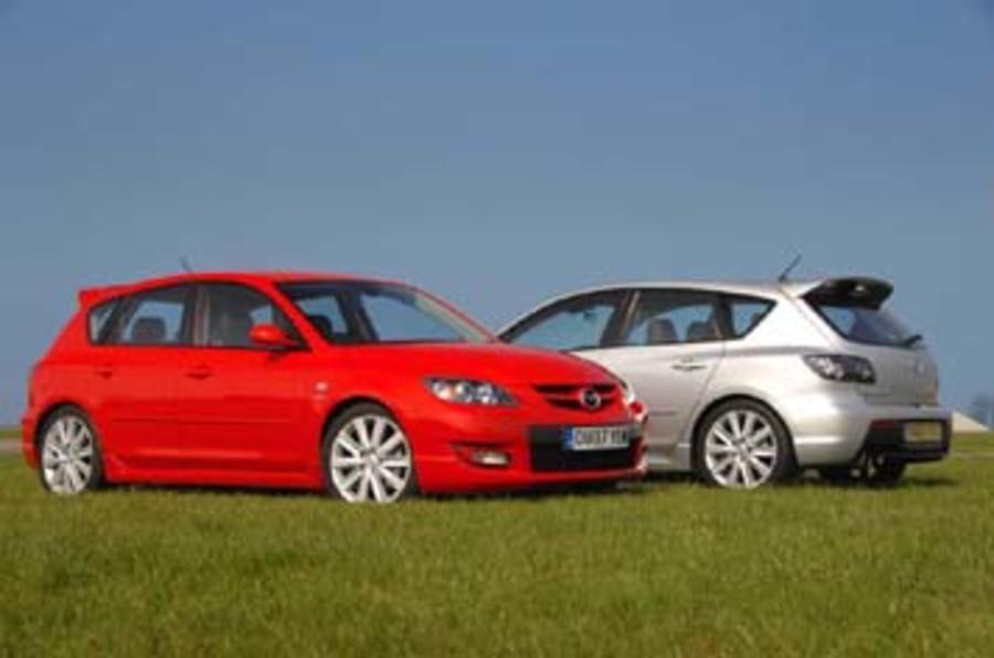 Mazda 3 MPS Sports Aero Kit