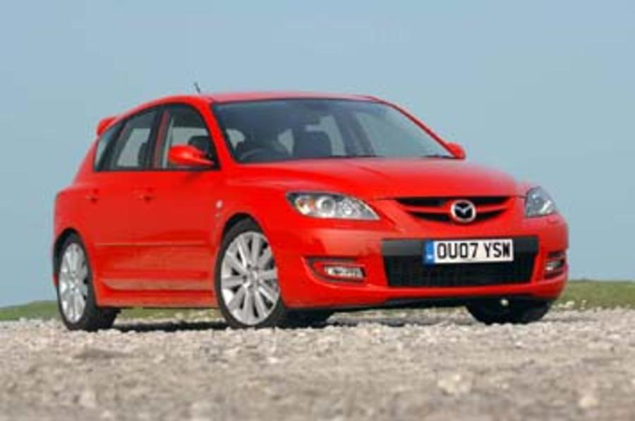 mazda 3 mps sports aero kit review | autocar