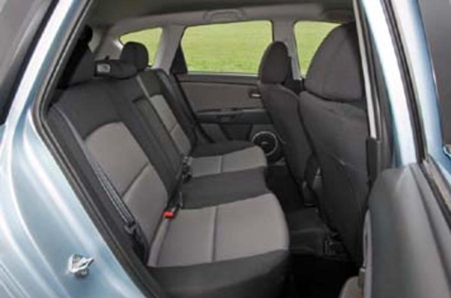 Mazda 3 2.0D Sport
