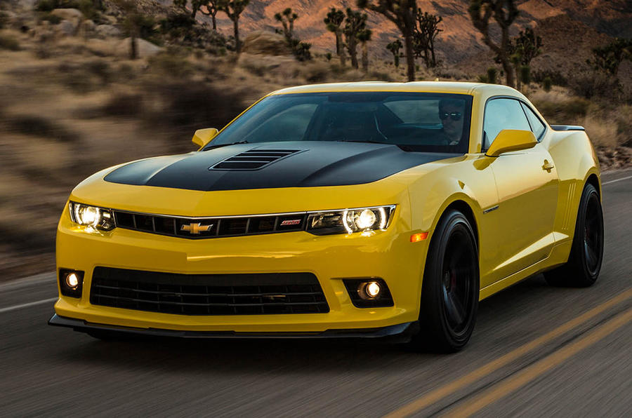 Chevrolet Camaro Ss 1le First Drive