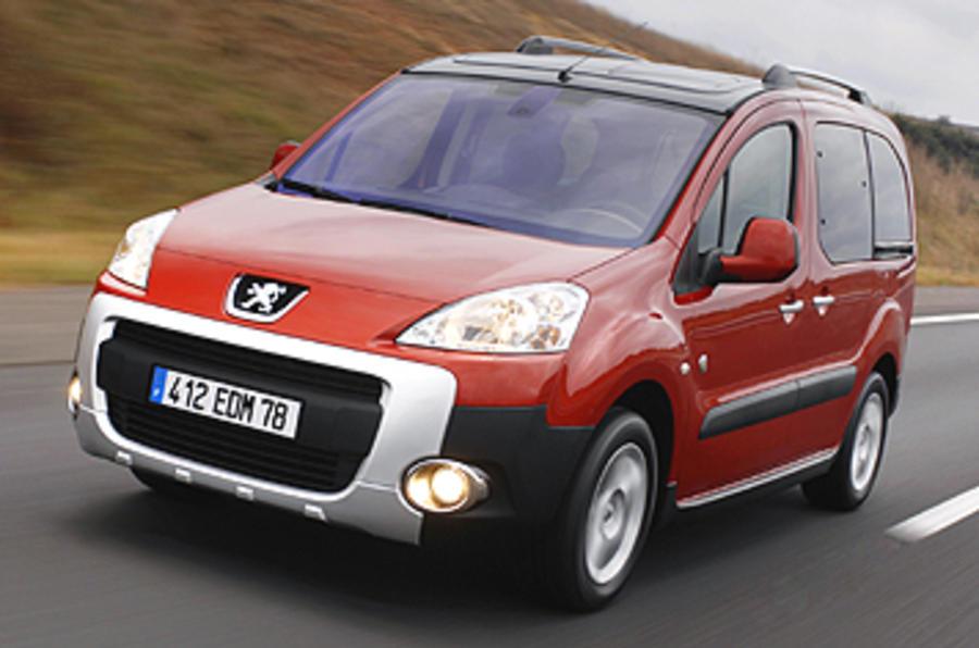 Peugeot Partner Tepee 1.6 HDi