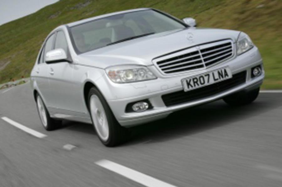 Mercedes-Benz C200K Elegance