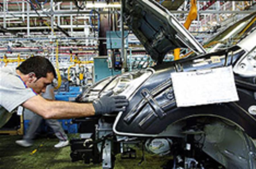 Strike closes Spanish factories