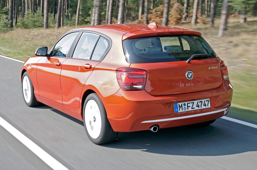 bmw 120d 5dr hatch 2011 review autocar. Black Bedroom Furniture Sets. Home Design Ideas