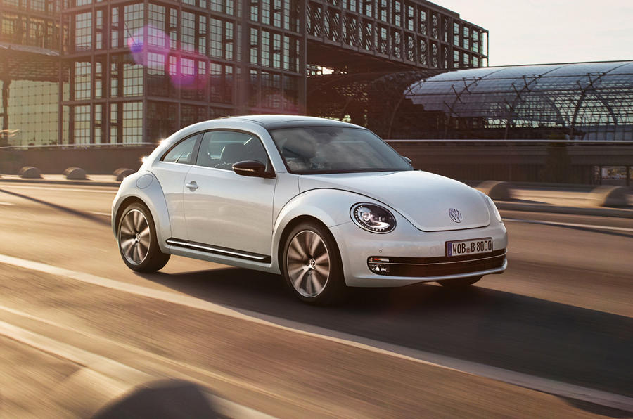 Volkswagen Beetle 2.0 TSI