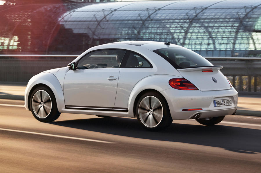 Volkswagen Beetle rear