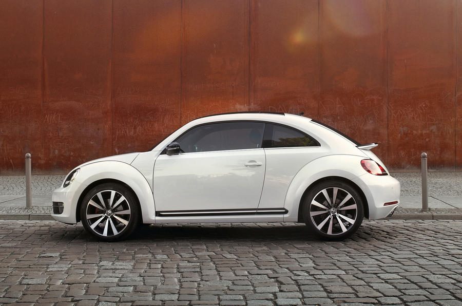 volkswagen beetle  tsi review autocar