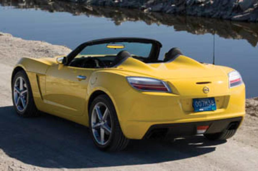 Opel gt 2016 price