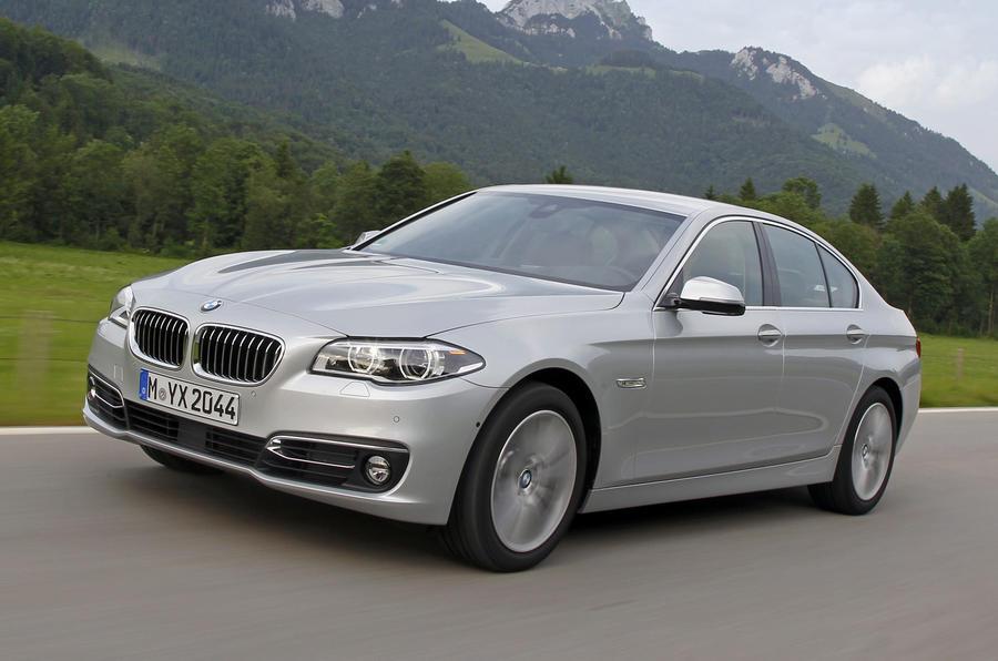 4 star BMW 530d Luxury